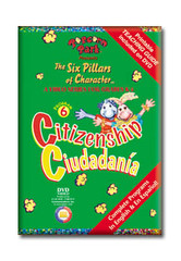 Popcorn Park Presents the Six Pillars of Character: Citizenship DVD