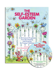 The Self-Esteem Garden with CD