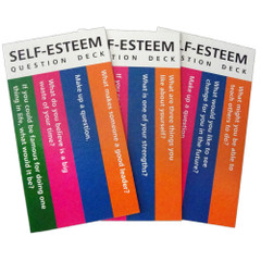 Self Esteem Cards for Totika Stacking Game