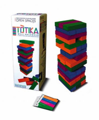 Totika Stacking Game with Self-Esteem Cards