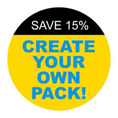 Create-Your-Own Middle School 5 Pack: Save 15%!
