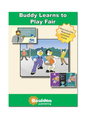 Buddy Learns to Play Fair DVD/CD Kit