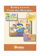 Buddy Learns From His Mistakes DVD/CD Kit