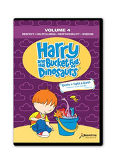 Harry and His Bucket Full of Dinosaurs: Volume 4