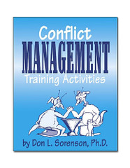 Conflict Management Training Activities: Promoting Cooperative Learning & Conflict Resolution in Middle & High Schools