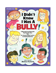 I Didn't Know I Was a Bully! Lesson Book