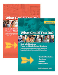 What Could You Do? DVDs Volumes 1 & 2