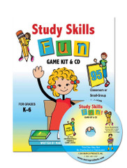 Study Skills Fun Game Kit with CD