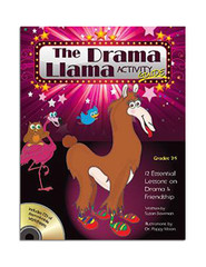 The Drama Llama Activity Guide with CD