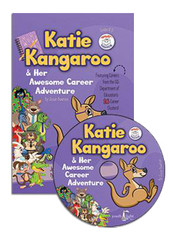 Katie Kangaroo and Her Awesome Career Adventure CD