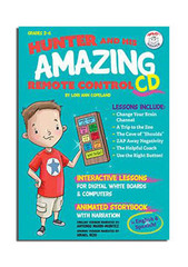 Hunter and His Amazing Remote Control Interactive Lessons CD