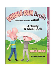 Bubble Gum Brain Activity Book