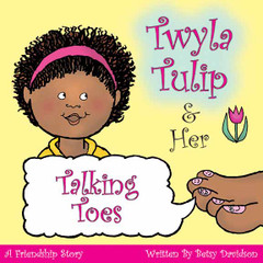 Twyla Tulip & Her Taking Toes (eStorybook)
