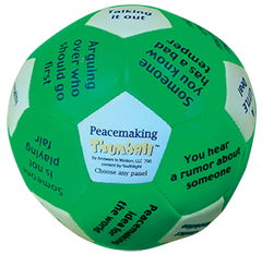 Peacemaking Thumball