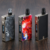 Vaporesso Degree Pod Kit - Silver Carbon