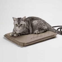 "14"" x 18"" Soft Heated Pad -  for our outdoor cat houses!"