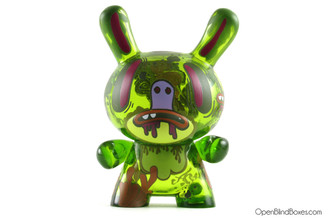 Koa 2Tone I'm French Dunny Kidrobot Front