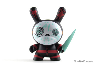 #1 The Mad Butcher Dunny Brandt Peters The 13 Kidrobot Front