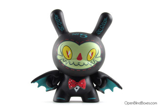 #5 Mr. Gloom Dunny Brandt Peters The 13 Kidrobot Front