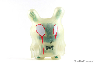 #2 The Grisly Phantom Dunny Brandt Peters The 13 Kidrobot Front