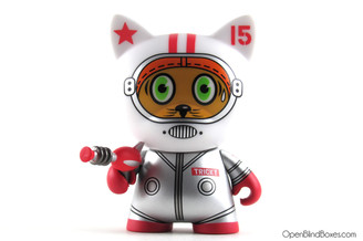 Spacecat Tricky Cats Kidrobot Front