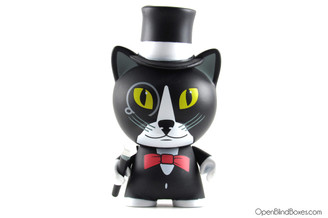 Tuxedo Tricky Cats Kidrobot Front
