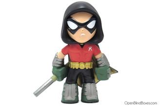 Robin Arkham Mystery Minis Batman Funko Front