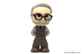 Alfred Batman V. Superman Funko Mystery Minis Front