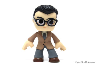 Clark Kent Batman V. Superman Funko Mystery Minis Front
