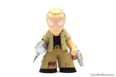 Merle Walking Dead Mystery Minis Series 1 Funko Front