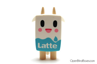 Latte Moofia Series 2 Tokidoki Front
