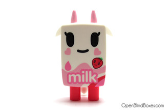 Strawberry Milk Moofia Series 2 Tokidoki Front