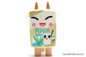 Rice Milk Moofia Series 2 Tokidoki Front
