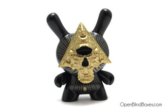 Magician Arcane Divination Dunny Godmachine Kidrobot Front