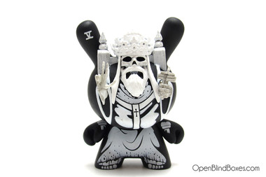 Hierophant white JPK Dunny Kidrobot Arcane Divination Front