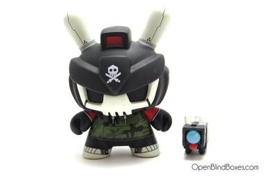 Srch + Destroy DTA Dunny Quiccs Kidrobot Front