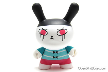 Andrea Kang Troublemaker DTA Dunny Kidrobot Front