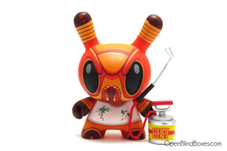 Bugga Bugga The Odd Ones Dunny Scott Tolleson Kidrobot Front