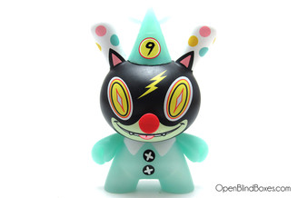 #9 Jinx Dunny Glow The 13 Brandt Peters Kidrobot Front
