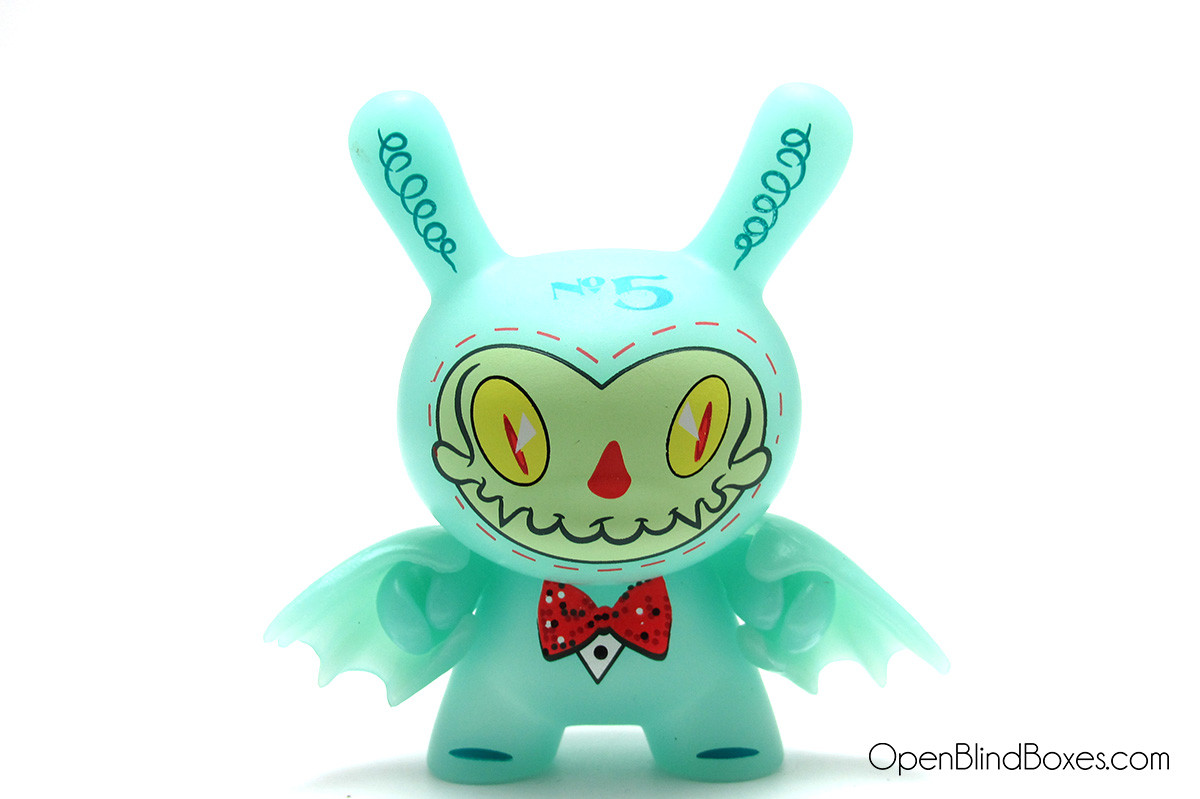 Glow Of Gloom >> 5 Mr Gloom Dunny Glow In The Dark Openblindboxes