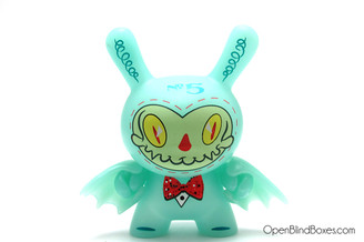 #5 Gloom Dunny Glow The 13 Brandt Peters Kidrobot Front