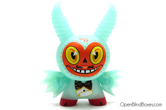 #6 Diablo Glow Dunny Brandt Peters The 13 Kidrobot Front