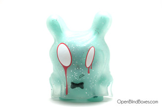#2 The Grisly Phantom Glow Dunny Brandt Peters The 13 Kidrobot Front
