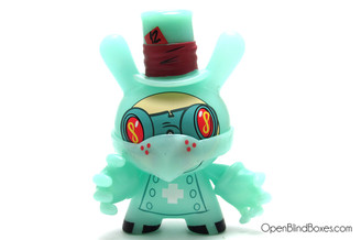 #12 Dr. Noxious 13 Glow Dunny Brandt Peters Kidrobot Front