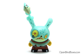 #3 Hay Man Glow Dunny Brandt Peters The 13 Kidrobot Front