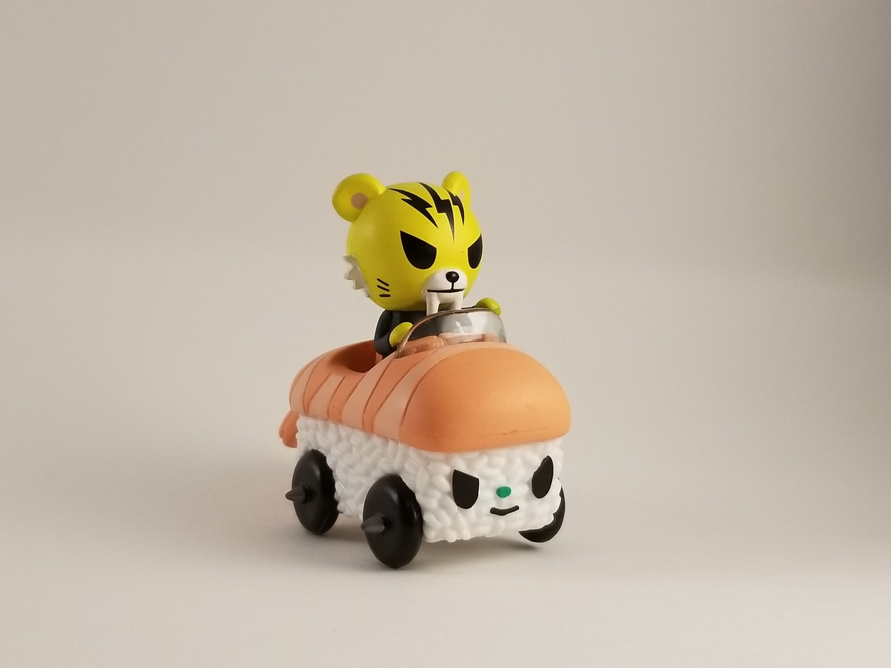 more photos 83ec2 ecdf4 Tokidoki Salaryman Sushi Cars Tiger