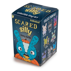 Scared Silly Dunny Series by Jenn and Tony Bot!