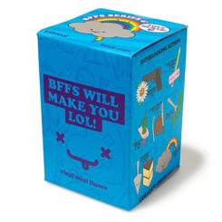 BFFs 4 Best Friends Forever Blind Box from Kidrobot x Travis Cain