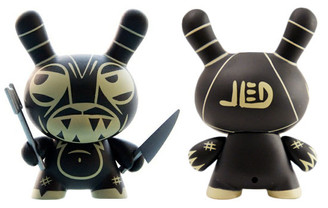 Joe Ledbetter Lave Demon Endangered Dunny