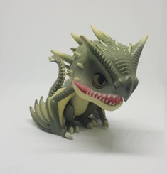 Hungarian Horntail Dragon funko Mystery Mini